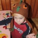 Dinós Kötött Sapka   3 évesnek, Ruha, divat, cipő, Kendő, sál, sapka, kesztyű, Gyerekruha, Kisgyerek (1-4 év), Kötés, Dinós kötött sapka,    Kellemes viselet,meleg,puha,divatos.  Ára:2500 Ft  Többféle színben ! Mosás:..., Meska