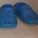 Piloo nyári puhatalpú  bőrcipő, Baba-mama-gyerek, Ruha, divat, cipő, Baba-mama kellék, Cipő, papucs, Bőrművesség, Varrás, I. osztályú juhnappából készül ez a puhatalpú cipőcske, egy réteg bőr talppal. A felsőrész elején é..., Meska