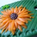 nyaklánc+gyűrű szettben, Ékszer, óra, Ékszerszett, Gyurma, Süthető gyurmából egyedi elképzelés alapján készült nyaklánc medállal + gyűrű,állítható hosszúságú,..., Meska