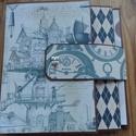 Steampunk folio, Naptár, képeslap, album, Férfiaknak, Steampunk ajándékok, Naptár, jegyzet, tok, Papírművészet, Csak néhány fotót szeretnél egy helyen látni. Ráadásul egy- két a képekhez fűződő emlékedet le is s..., Meska
