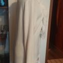 Alkalmi kardigán, Ruha, divat, cipő, Női ruha, Felsőrész, póló, Varrás, Halvány-krém színű kardigán, alkalmira tuningolva :-) 42-es méretű., Meska