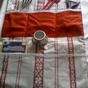 Textíl konyhai tároló, Dekoráció, Otthon, lakberendezés, Lakástextil, , Meska