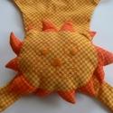 Oroszlán alvókendő, Egy újabb nagyméretű (35cm) alvókendő puha pa...
