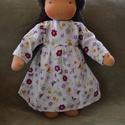 Waldorf lány/fiú öltöztetős baba nagy kb. 40-45 cm - RENDELÉSRE, Baba-mama-gyerek, Játék, Baba, babaház, Plüssállat, rongyjáték, Kb. 40-45 cm-es öltöztethető Waldorf jellegű babát készítek RENDELÉSRE.  A képeken szereplő babák má..., Meska