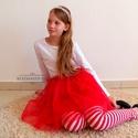 Karácsonyi ruhácska lányoknak, Ruha, divat, cipő, Gyerekruha, Gyerek (4-10 év), , Meska