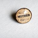 """""""Mother"""" feliratos gyűrű, Ékszer, óra, Gyűrű, Ékszerkészítés, Anya vagy, leszel, vagy az anyukádnak adnád? Ez az egy szó mindent elmond. :) Antik bronz színű gyű..., Meska"""