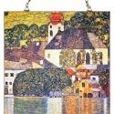 Gustav Klimt - Lago di Garda, Otthon, lakberendezés, , Meska