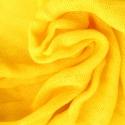 napsárga nagy géz-sál, Ruha, divat, cipő, Női ruha, Festett tárgyak, Ütős, élénk erőteljes szín - sárga a javából:-) Mérete: kb90x170cm  Pihe-puha gézkendő, nagyon kell..., Meska