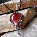 Red River íblues - Jáspis medál