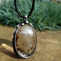 Sámánálmok köve - Lodolit kristály medál