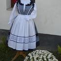 Mezőségi viselet, Magyar motívumokkal, Képzőművészet, Ruha, divat, cipő, Textil, , Meska