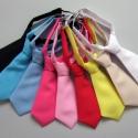 Angry Birds nyakkendő 0-7 éveseknek, Baba-mama-gyerek, Ruha, divat, cipő, Gyerekruha, Gyerek (4-10 év), Varrás, Festett tárgyak, A nyakkendőket saját szabásminta alapján, magam varrom és kézzel (ecsettel) festem.   3 méretben ké..., Meska
