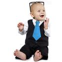 Színes nyakkendők 0-10 éveseknek  , Baba-mama-gyerek, Ruha, divat, cipő, Gyerekruha, Kisgyerek (1-4 év), Varrás, A nyakkendőt saját szabásminta alapján, magam varrom.  Maga a nyakkendő és a nyak körüli pánt, két ..., Meska