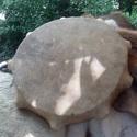 Táltos dob szironybőrből (35cm), Magyar motívumokkal, Képzőművészet , Mindenmás, Hangszer, zene, Bőrművesség, Festészet, Ezen az aukción a 35cm átmérőjű dob vásárolható meg, forma és típus választható, bőre kecske, ajánd..., Meska