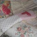 Ágytakaró (160x210), Baba-mama-gyerek, Gyerekszoba, Falvédő, takaró, Falvédő, Szőnyeg, Takaró, ágytakaró, Varrás, Egyedi ágytakaró (játszószőnyeg, falvédő 160x210 cm) pamutvászon, vatelin betéttel, tűzéses technik..., Meska
