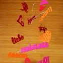Szerelemre hangolva - pillekönnyű forgó a feng shui jegyében, Dekoráció, Mindenmás, Otthon, lakberendezés, Esküvő, Mindenmás, Papírművészet, Az ősi kínai térrendezési hagyomány, a feng shui szerint az egész világot életenergia hatja át, az ..., Meska