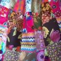 """""""Vénasszonyok nyara""""-lányka szoknya, Ruha, divat, cipő, Női ruha, Szoknya, Varrás, Gyönyörű színekben pompázó lányka szoknya langyos őszi napokra. Pamutvászon béléssel, ami hozzá van..., Meska"""