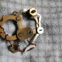 Steampunk szív medál, Ékszer, óra, Medál, Mindenmás, Óra és egyéb alkatrészekből illesztett medál. Nagyjából 4x4 cm. Igény szerint adok hozzá láncot., Meska