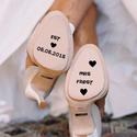 Esküvői cipő matrica, Ruha, divat, cipő, Esküvői ruha, Cipő, papucs, Mindenmás, Papírművészet, Esküvői matrica, melyet a csodaszép cipőd talpára ragaszthatod és teheted ezáltal még különlegesebb..., Meska
