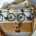 FESTIVAL BAG KISTÁSKA/ÖVTÁSKA: Biciklik, Táska, Válltáska, oldaltáska, Neszesszer, Varrás, Régi tervem valósult meg végre :) Elkészültek az első olyan kis táskáim, amiket övtáskának is hordh..., Meska