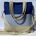 City Bag XL Plus : Sailor 2.MOST KEDVEZMÉNYES ÁRON!!! , Táska, Ruha, divat, cipő, Varrás, MOST KEDVEZMÉNYES ÁRON!!! 7990 FT HELYETT 6990 FT !   KÉSZLETEN! :)  Ez a táska a nagy sikerű XL fa..., Meska