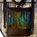 CITY BAG HÁTIZSÁK/OLDALTÁSKA : Batikolt gyönyörűség barnával :), Táska, Mindenmás, Hátizsák, Válltáska, oldaltáska, Varrás, KÉSZLETEN VAN! :) Sokak kérésére mostantól végre készülnek olyan táskák is, amik oldaltáskák és hát..., Meska