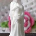 """""""Szerelem"""" - esküvői szappan, Esküvő, Szépségápolás, Esküvői dekoráció, Meghívó, ültetőkártya, köszönőajándék, Szappankészítés,  Ezzel az egyedi, illatos szappannal biztosan mindenkinek nagy örömet fogsz szerezni.Kedves ajándék..., Meska"""