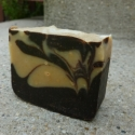 Csokis-kakaóvajas kecsketejszappan 150 gr, Szépségápolás, Szappan, tisztálkodószer, Kecsketejes szappan, Szappankészítés, A csokoládé gyógyító tulajdonságai már az ősi idők óta híresek, de manapság is felhasználják a kaka..., Meska