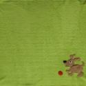 Pihe-puha állatos kisbaba takaró, Baba-mama-gyerek, Gyerekszoba, Falvédő, takaró, Varrás, Nagyon finom puha és meleg kisbaba takaró különböző vidám állatmintával! :-)  Többféle állatmintáva..., Meska