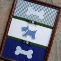 """FARMER Kutyus falikép babaszobába/ \""""FARMER Kutyus\"""" Babacsomag családtag, Baba-mama-gyerek, Gyerekszoba, Baba falikép, Varrás, Vidám, színes és bohókás faliképet, babaszoba dekorációt készítettünk a \""""FARMER Kutyus\"""" babacsalá..., Meska"""