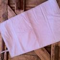 Vidám pöttyös pelenkázóalátét, Baba-mama-gyerek, Baba-mama kellék, Gyerekszoba, Falvédő, takaró, Varrás, Vidám kék pöttyös mosható, összecsomagolható pelenkázó alátétet készítettünk.   Az pelenkázó egyik o..., Meska