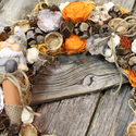 ŐSZI, TÖRPÖS ajtódísz, falidísz,kopogtató-narancssárga, Dekoráció, Otthon, lakberendezés, Dísz, Virágkötés, Tartós anyagokból készült egyedi kopogtatót készítettünk. Kopogtatóként és ajtó- vagy falidíszként ..., Meska