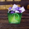 Levendula ajándék csomag , Otthon, lakberendezés, Szépségápolás, Mindenmás, Virágkötés, Az összeállítás tartalmaz egy kis üveg (10ml) 100%-os levendula olajat, egy 200 ml-es levendula viz..., Meska
