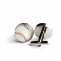 Baseball labda nemesacél mandzsettagombok, Férfiaknak, Óra, ékszer, kiegészítő, Mandzsettagomb, Vőlegényes, Ékszerkészítés, Mindenmás, Ha SÜRGŐS, kérdezz vásárlás előtt, lehet, hogy van belőle kész darabom is. ________________________..., Meska