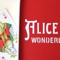 Alice csodaországban, Képzőművészet, Grafika, Papírművészet, Lewis Carroll abszurd meseregényének története és különös karakterei megihlettek minket egy újabb k..., Meska