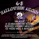 Halloween akció -szabásminták, Mindenmás, Dekoráció, Baba-mama-gyerek, Csináld magad leírások, Mindenmás, 4=3 Halloween akció!  Válassz a szabásminták közül kedved szerint négyet, és vedd meg 3 áráért!   A..., Meska