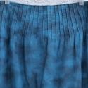 Egyedi, királykék batikolt rakott szoknya, Ruha, divat, cipő, Női ruha, Ruha, Szoknya, Varrás, Királykék, batikolt rakott szoknya. Alól fodros. Oldalt rejtett cipzáros záródású. Mérete kb. 40-42..., Meska