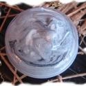 Aloe-aktív szén arctisztító maszk bio finomítatlan sheavajjal, levendulavízzel 5+1 AKCIÓ, Szépségápolás, Természetes, káros anyagoktól mentes maszkot készítettem, amiért leginkább a zsíros, pattanásos, akn..., Meska