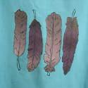 tollas póló, Ruha, divat, cipő, Női ruha, Felsőrész, póló, , Meska