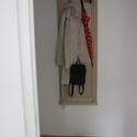 kalaptartó, előszoba fal, Otthon, lakberendezés, Bútor, , Meska