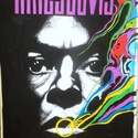 Jazz, Képzőművészet, Festmény, Festmény vegyes technika, Festészet, Fotó, grafika, rajz, illusztráció, Afroamerikai jazz trombitás,a jazztörténet legkiemelkedőbb alakja. Egy poszter alapján készült,fest..., Meska