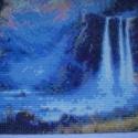 Mozaik kép (újdonság), Képzőművészet, Vegyes technika, , Meska