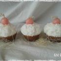 Édes álom süti gyertya (3 db), Dekoráció, Otthon, lakberendezés, Dísz, Gyertya, mécses, gyertyatartó, Gyertya-, mécseskészítés, Különböző alapú sütemény gyertyák. Nem csak édesszájúaknak. :)  Rendelhetőek különböző színben is e..., Meska