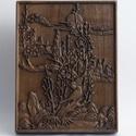 Faragott falikép Nature, Dekoráció, Otthon, lakberendezés, Dísz, Falikép, , Meska