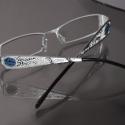 Csipkepengő szemüvegkeret Magyar Iparművészet, Ékszer, óra, Férfiaknak, Magyar motívumokkal, Ékszerkészítés, Ötvös,  Ritkaságot alkottam egy különleges díszítésű szemüveg keretet.Minden részét saját mintával ellátot..., Meska