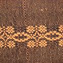 Narancs-fekete konyhai textil, Konyhafelszerelés, Otthon, lakberendezés, Edényalátét, Kenyértartó, , Meska