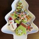 mézeskalács karácsonyra, Baba-mama-gyerek, Dekoráció, Karácsonyi, adventi apróságok, Ünnepi dekoráció, Adventi naptár, Mézeskalácssütés, Hagyományos recept alapján készült mézeskalács. Egy csomag 15 db mézeskalácsot tartalmaz. Méretük 5..., Meska