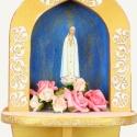 Falra aksztható házi oltár (Emma), Dekoráció, Képzőművészet , Mindenmás, Otthon, lakberendezés, , Meska