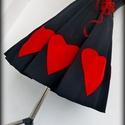 Valentine's Day Collection / Vörös Szívek  szoknya /Alsószoknya., Ruha, divat, cipő, Női ruha, Szoknya, Varrás, Cherryland Design új limitált szériás Valentin napi kollekciójának új darabja . Egyedi méretben és ..., Meska