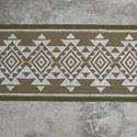 Gyapjúszőnyeg SZ11, Otthon, lakberendezés, Lakástextil, Szőnyeg, Falvédő, Szövés, Gyapjúfonalból hagyományos technikával szövőszéken szövött gyapjúszőnyeg . Navajo indián motívum fe..., Meska